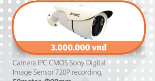 thiết kế hệ thống camera giám sát