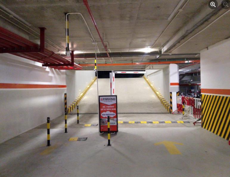 hầm để xe ô tô
