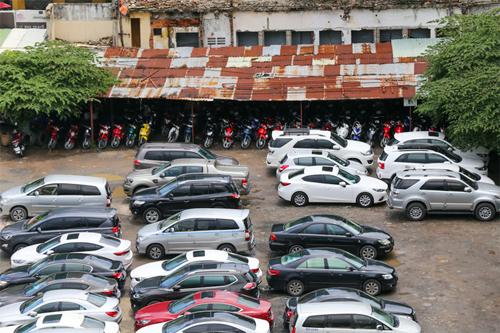 quy định kinh doanh bãi giữ xe
